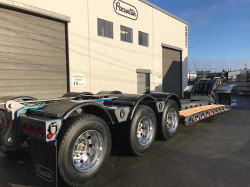 75 Ton Pacesetter Trailer 1469