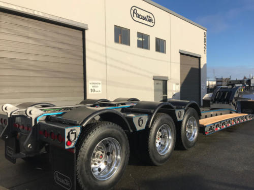 75 Ton Pacesetter Trailer 1470