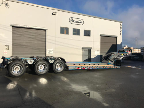 75 Ton Pacesetter Trailer 1480