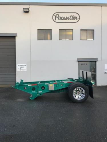 Fish Mouth Booster Pacesetter Trailer 1750