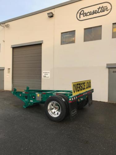 Fish Mouth Booster Pacesetter Trailer 1751