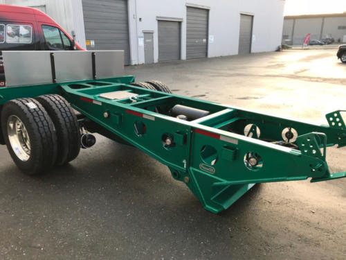 Fish Mouth Booster Pacesetter Trailer 1756