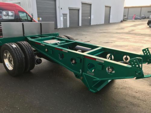 Fish Mouth Booster Pacesetter Trailer 1757