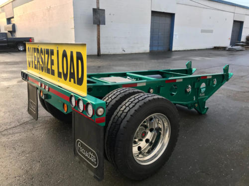 Fish Mouth Booster Pacesetter Trailer 1760