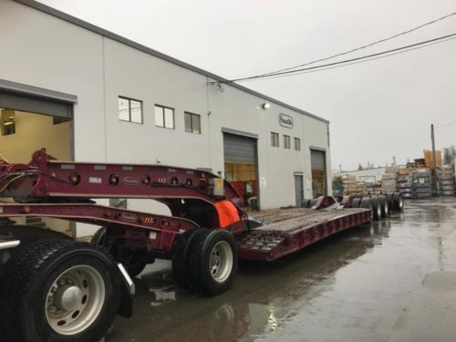 65 Ton Pacesetter Trailer 2141