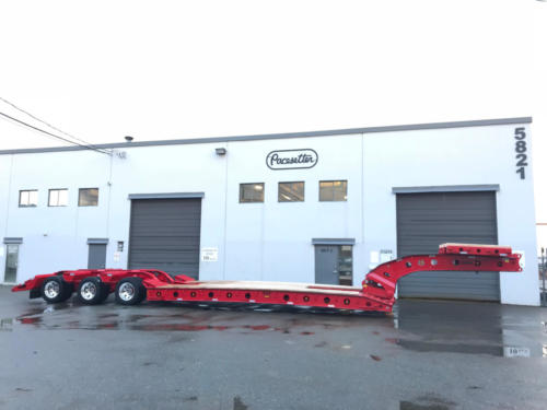 75 Ton Pacesetter Trailer 2164