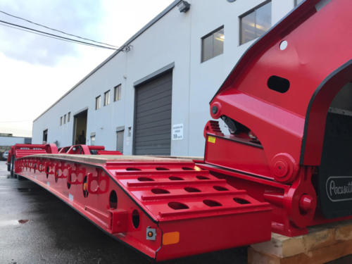 75 Ton Pacesetter Trailer 2170