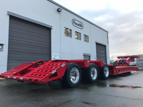 75 Ton Pacesetter Trailer 2172
