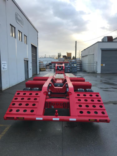 75 Ton Pacesetter Trailer 2174