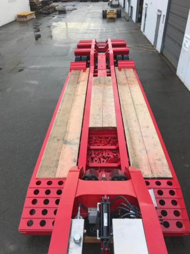 75 Ton Pacesetter Trailer 2186