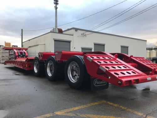 75 Ton Pacesetter Trailer 2190