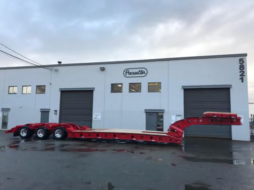 75 Ton Pacesetter Trailer 2193