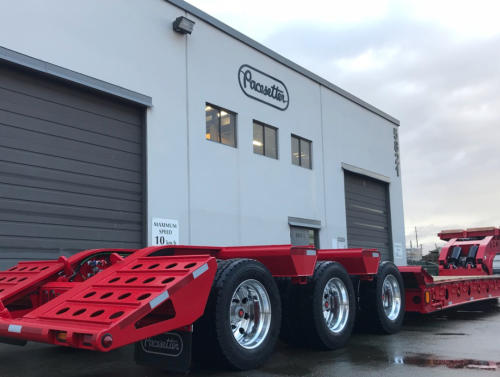 75 Ton Pacesetter Trailer 2194