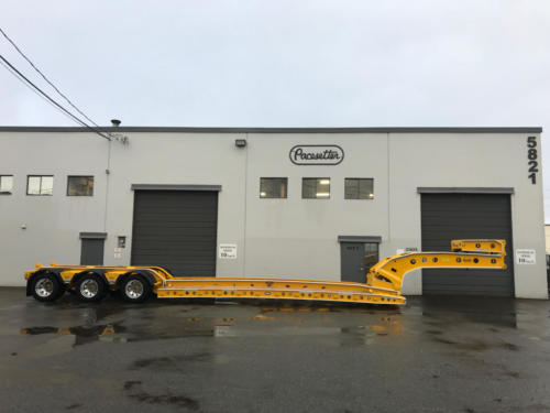 75 Ton Pacesetter Trailer 2238