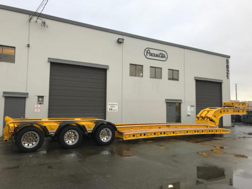 75 Ton Pacesetter Trailer 2239
