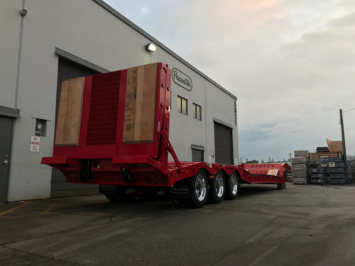 Paving Trailer Pacesetter 2364