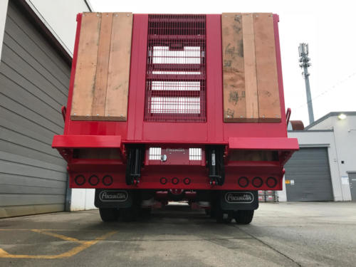 Paving Trailer Pacesetter 2365