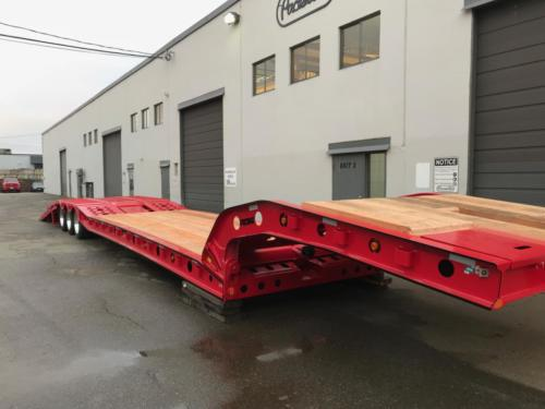 Paving Trailer Pacesetter 2370