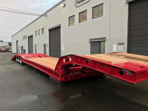 Paving Trailer Pacesetter 2371