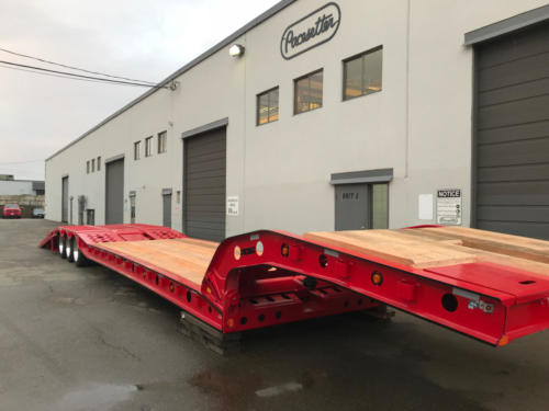 Paving Trailer Pacesetter 2372