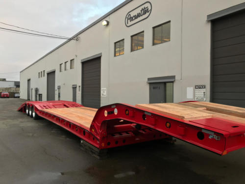 Paving Trailer Pacesetter 2373