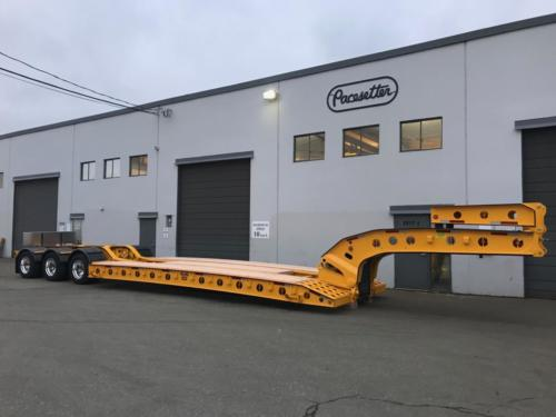 75 Ton Pacesetter Trailer 2426