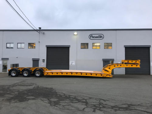 75 Ton Pacesetter Trailer 2427