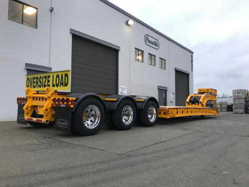 75 Ton Pacesetter Trailer 2428