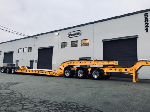 75 Ton Pacesetter Trailer 2429