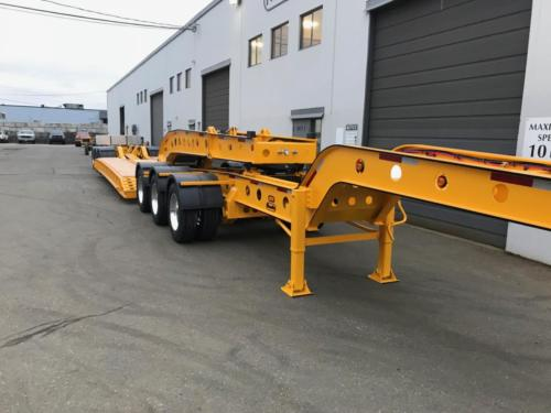 75 Ton Pacesetter Trailer 2431