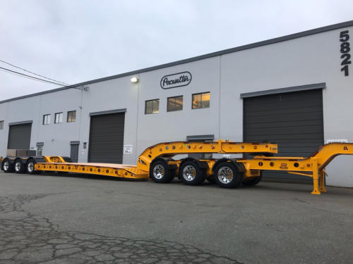 75 Ton Pacesetter Trailer 2440