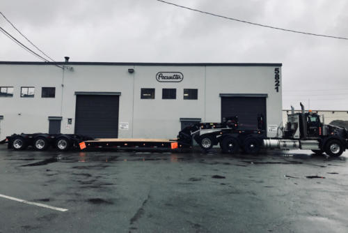 60 Ton Pacesetter Trailer 2503