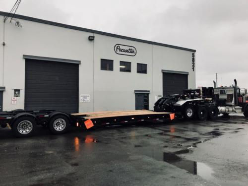 60 Ton Pacesetter Trailer 2504