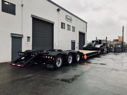 60 Ton Pacesetter Trailer 2505