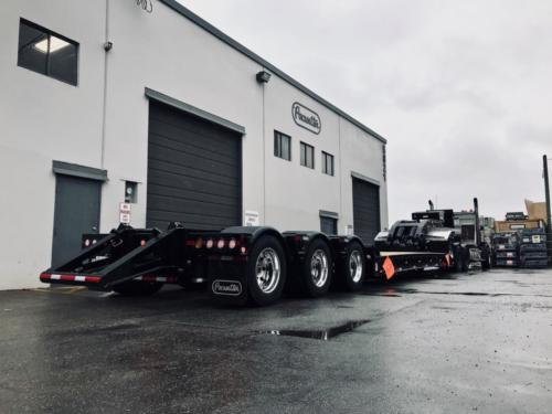 60 Ton Pacesetter Trailer 2506
