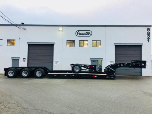 65 Ton Pacesetter Trailer 2540