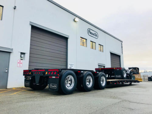 65 Ton Pacesetter Trailer 2542