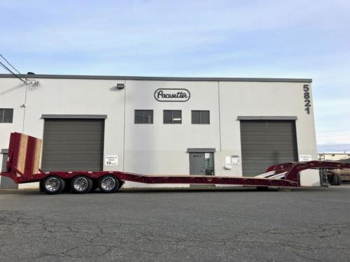 Paving Trailer Pacesetter 2575
