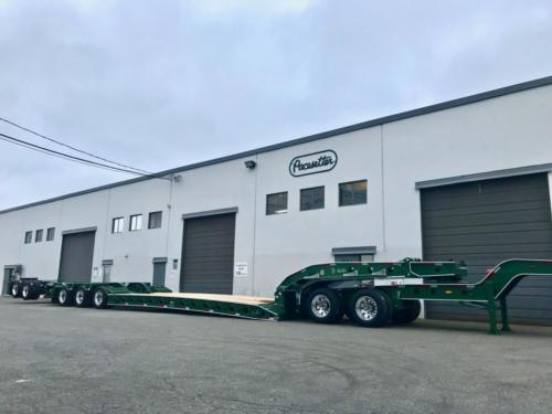 65 Ton Pacesetter Trailer 2639