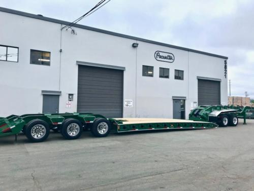 65 Ton Pacesetter Trailer 2641