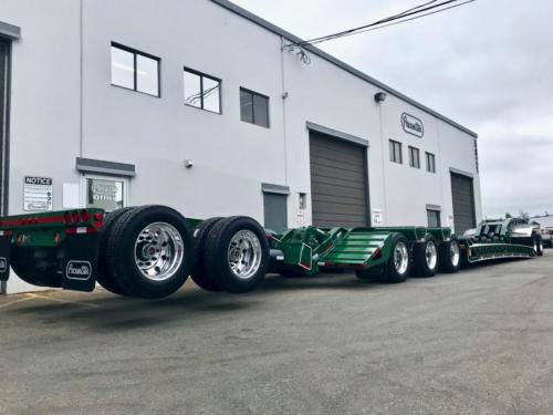 65 Ton Pacesetter Trailer 2642