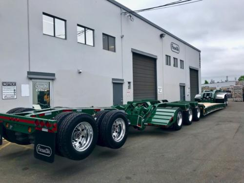 65 Ton Pacesetter Trailer 2643