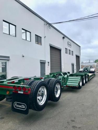 65 Ton Pacesetter Trailer 2655