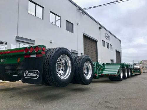 65 Ton Pacesetter Trailer 2656