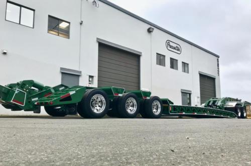 65 Ton Pacesetter Trailer 2658