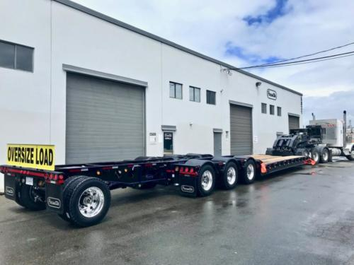 60 Ton Pacesetter Trailer 2846