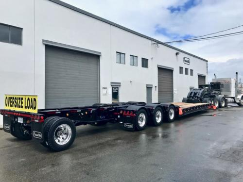 60 Ton Pacesetter Trailer 2847