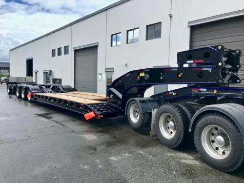60 Ton Pacesetter Trailer 2849