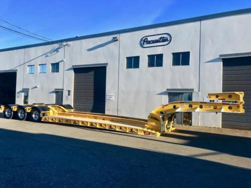 60 Ton Pacesetter Trailer 2920