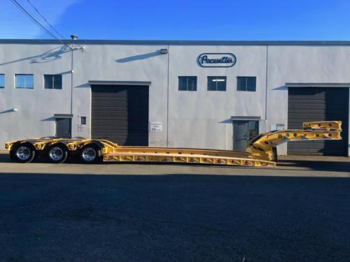 60 Ton Pacesetter Trailer 2921